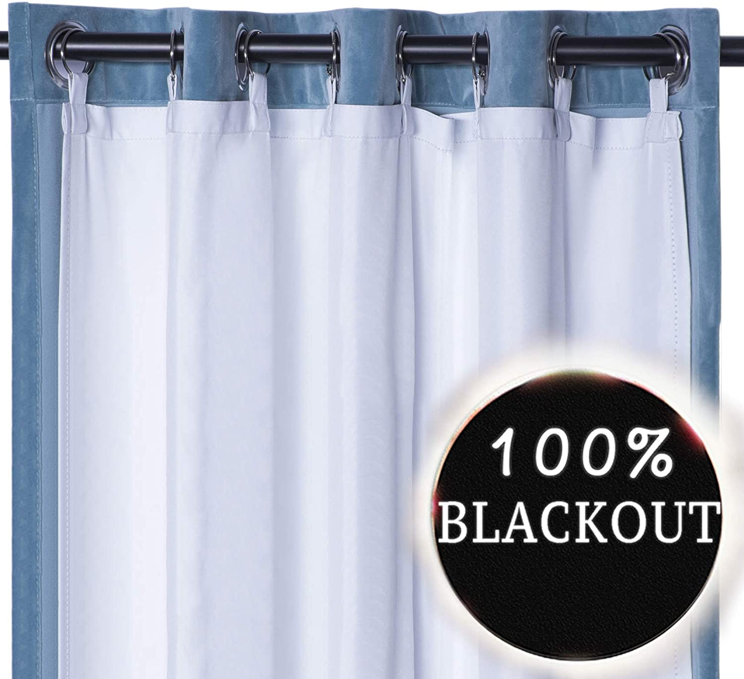 120 Blackout Curtain Liner Oh Decor Curtain