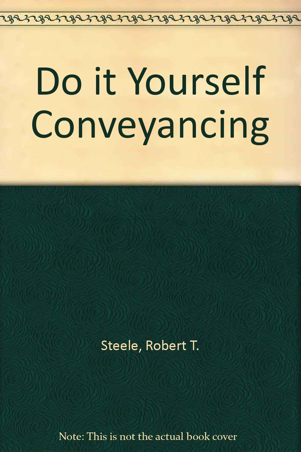 Amazon buy do it yourself conveyancing book online at low prices amazon buy do it yourself conveyancing book online at low prices in india do it yourself conveyancing reviews ratings solutioingenieria Images