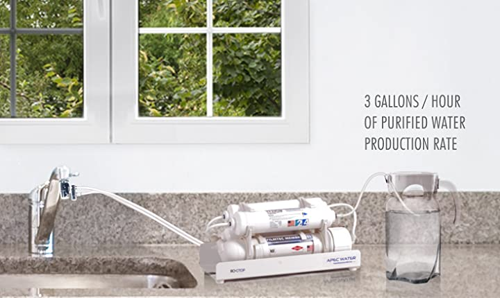 Best Countertop Reverse Osmosis System Reviews