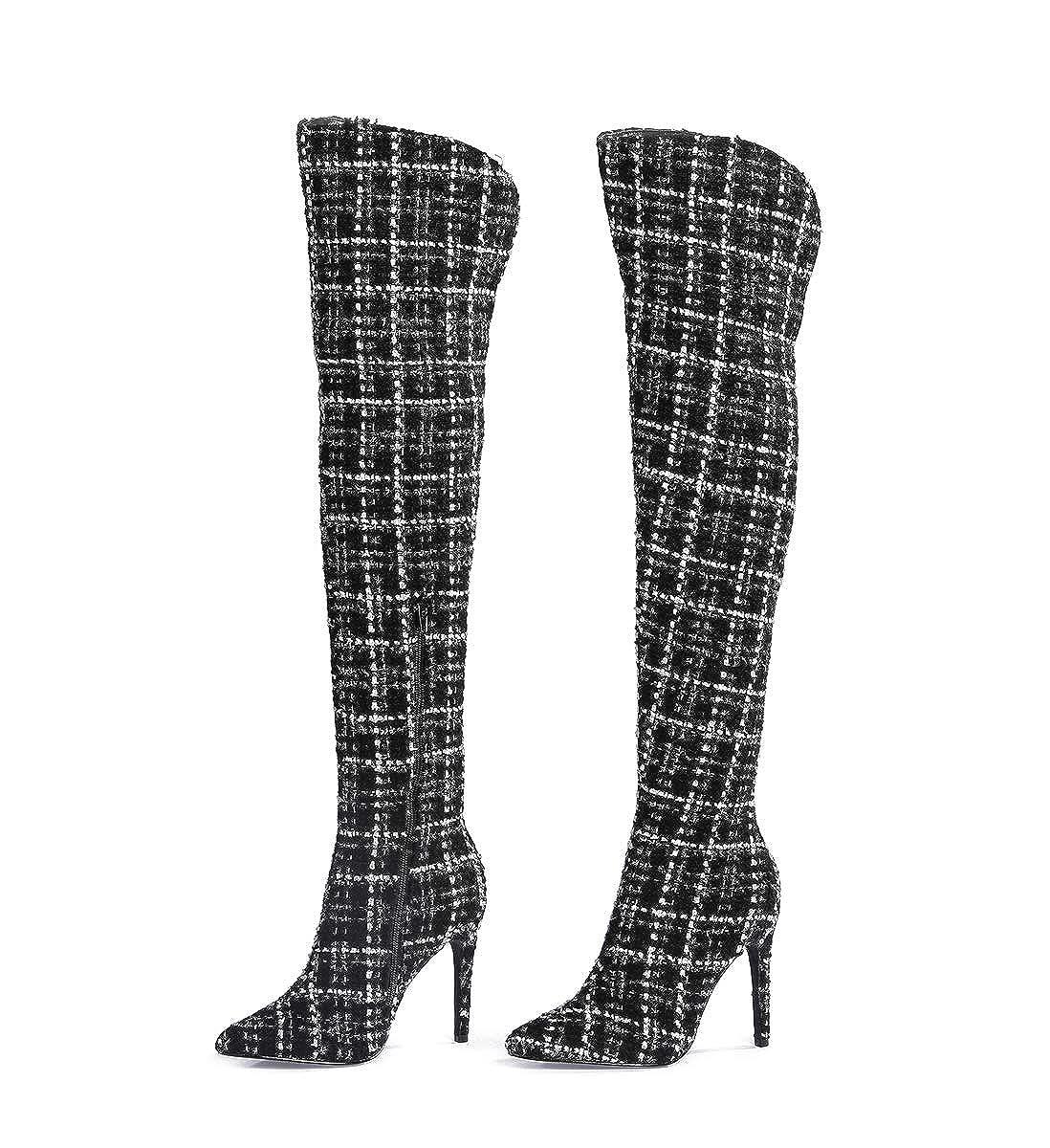 Stupmary Damen Stiefel & Stiefeletten Weiß - weiß - - - Größe  EU 37 10e85b