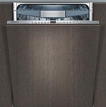 Siemens SX66 p191eu IQ500 Lavavajillas vollint egriert/A + +/266 ...
