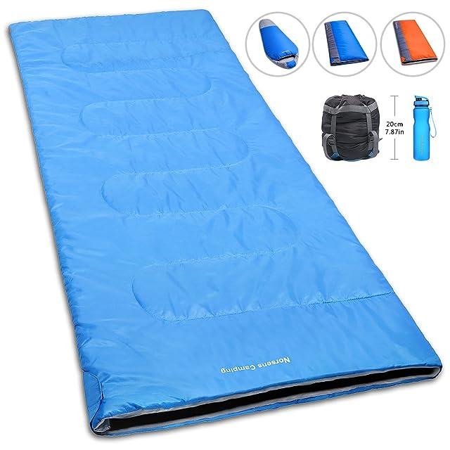 NORSENS Compact Ultralight Lightweight Sleeping Bag