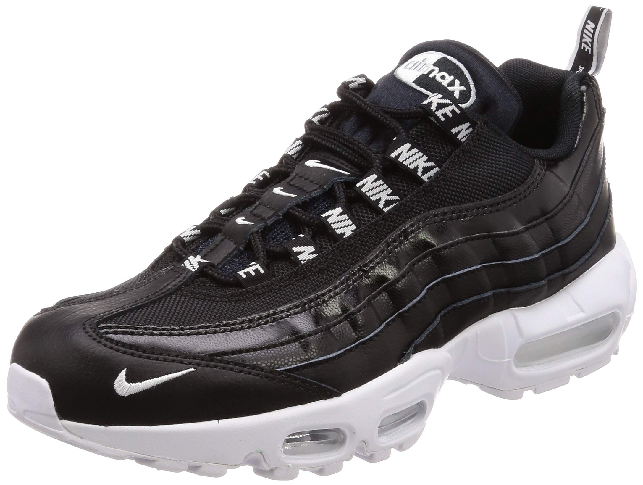 new product 908ea f730c Galleon - Nike Air Max 95 PRM Mens Style  538416-020 Size  10.5