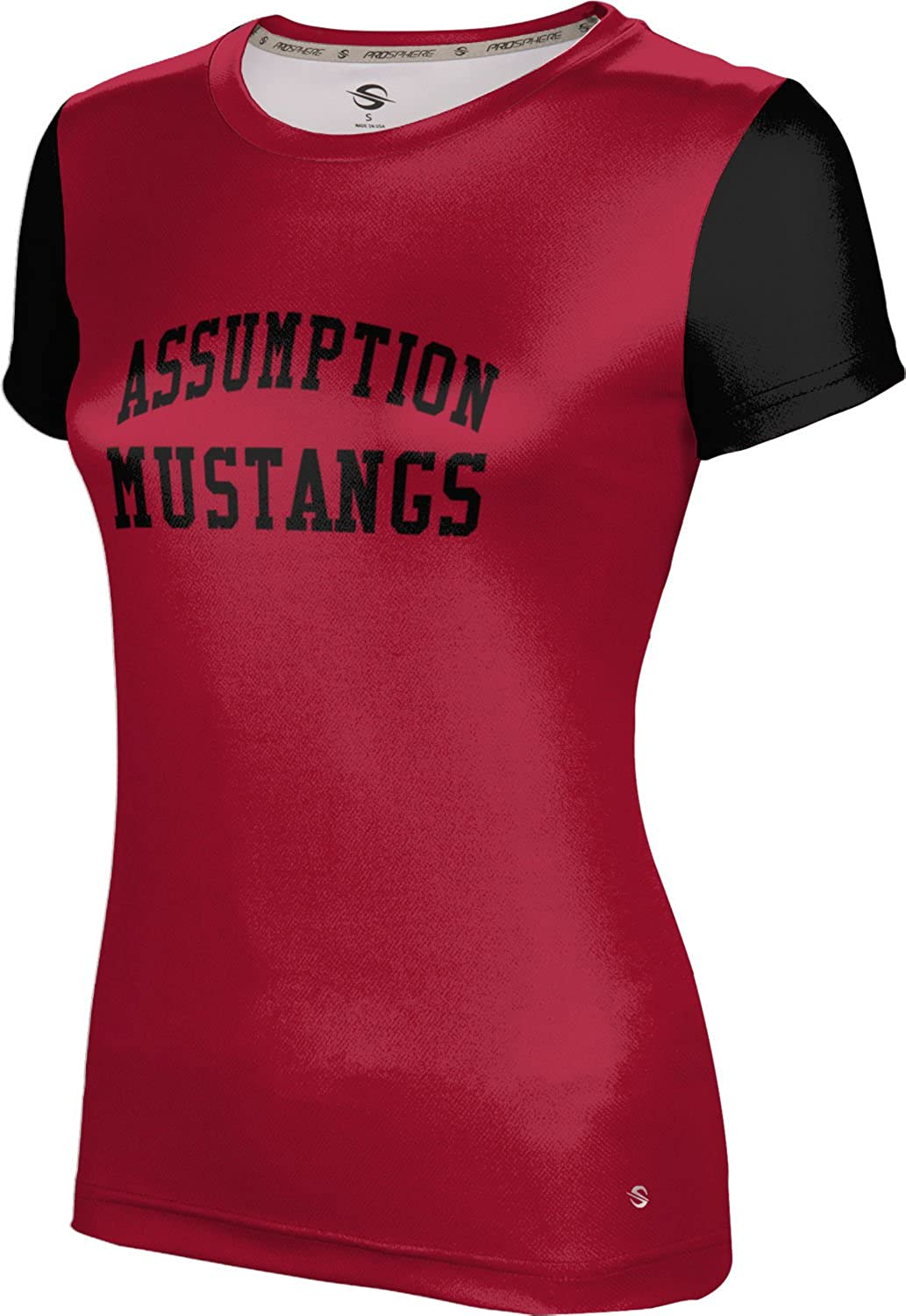 ProSphere Women's Assumption High School Crisscross Tech Tee