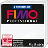 Fimo Professional Individual Standard Blocks 85g, White, 85 g