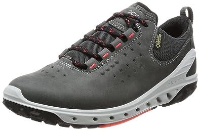 ECCO Women's Biom Venture Gore-Tex Tie Hiking Shoe, Dark Shadow/Dark Shadow