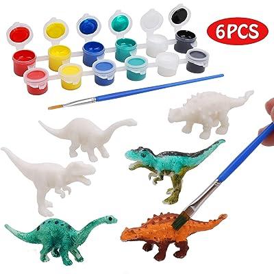 IAMGlobal Dinosaur Painting Kit