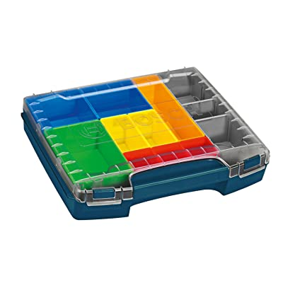 Bosch i-Boxx72-10 with Set 10 for use with Click and Go Storage System - Tool Trays - .com