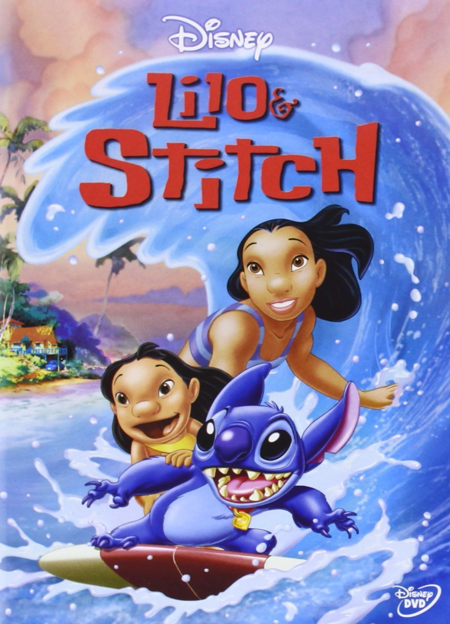 Lilo & Stitch [DVD]