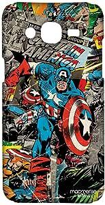 Macmerise Comic Captain America Sublime Case For Samsung J7