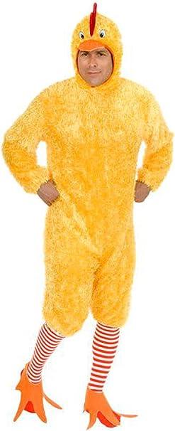 Amazon.com: Disfraz Charades de gallina para adulto: Clothing