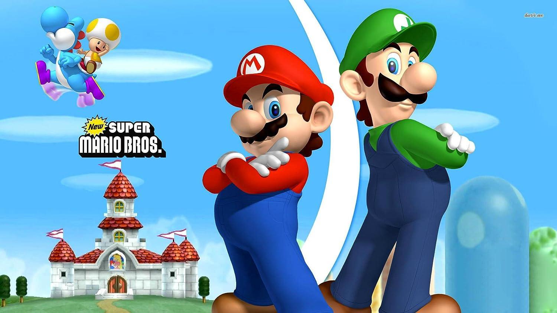 Mario 6 Charms mosquetón pulsera en caja de regalo por ...