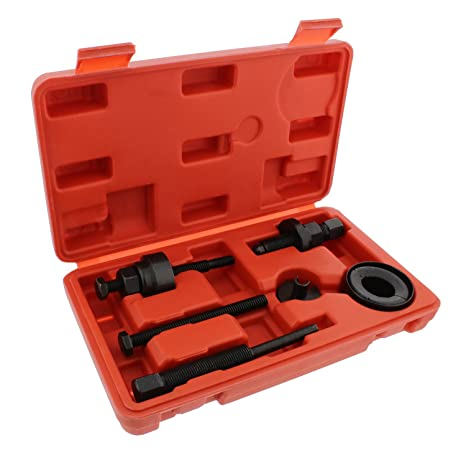 Amazon.com: ABN Automotive Power Steering Pump Pulley Remover Installer Tool Kit – Puller Removal Set for GM, Ford, Chrysler Truck: Automotive