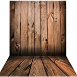 Andoer 1.5 x 2m Big Photography Background Backdrop Classic Fashion Wood Wooden Floor