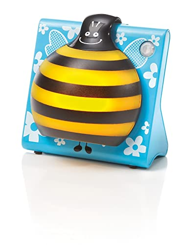 philips lumigos guidelight bee led night light with motion sensor rh amazon co uk Bee Flies Bee Line