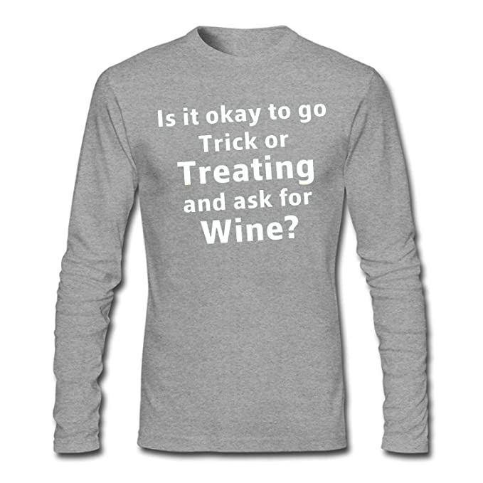 db307b6bc Amazon.com: IS IT OKAY TO GO TRICK OR TREATING AND ASK FOR WINE ...