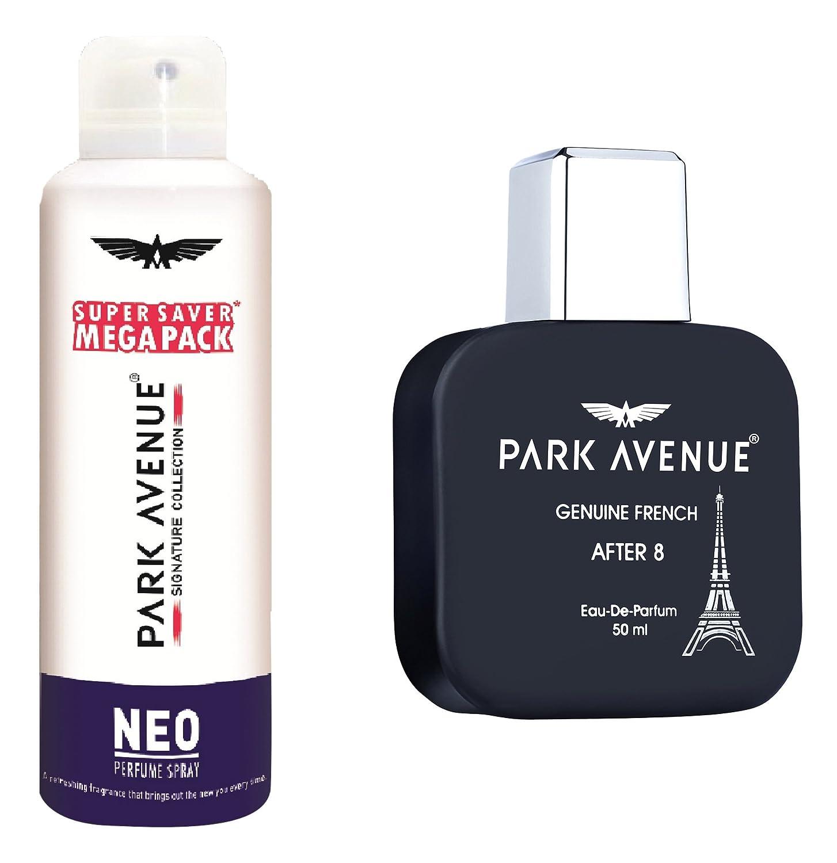 Buy Park Avenue Men S Signature Mega Deo Neo 220ml With