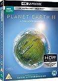 Planet Earth II (Uncut) [4K Ultra HD + Blu-ray] (2016) | 4 Discs (2 4K + 2 BD) | Imported from UK | 311 min | BBC | Documentary | Narrator: David Attenborough