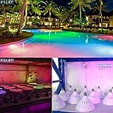 P&LED (12V,35W) Color Changing Swimming Pool Lights