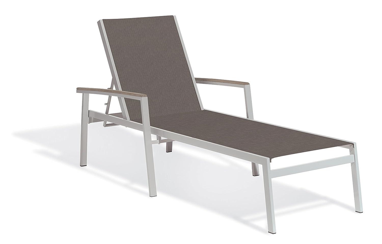 Amazon.com: travira chaise lounge – Juego de 2 – Con ...
