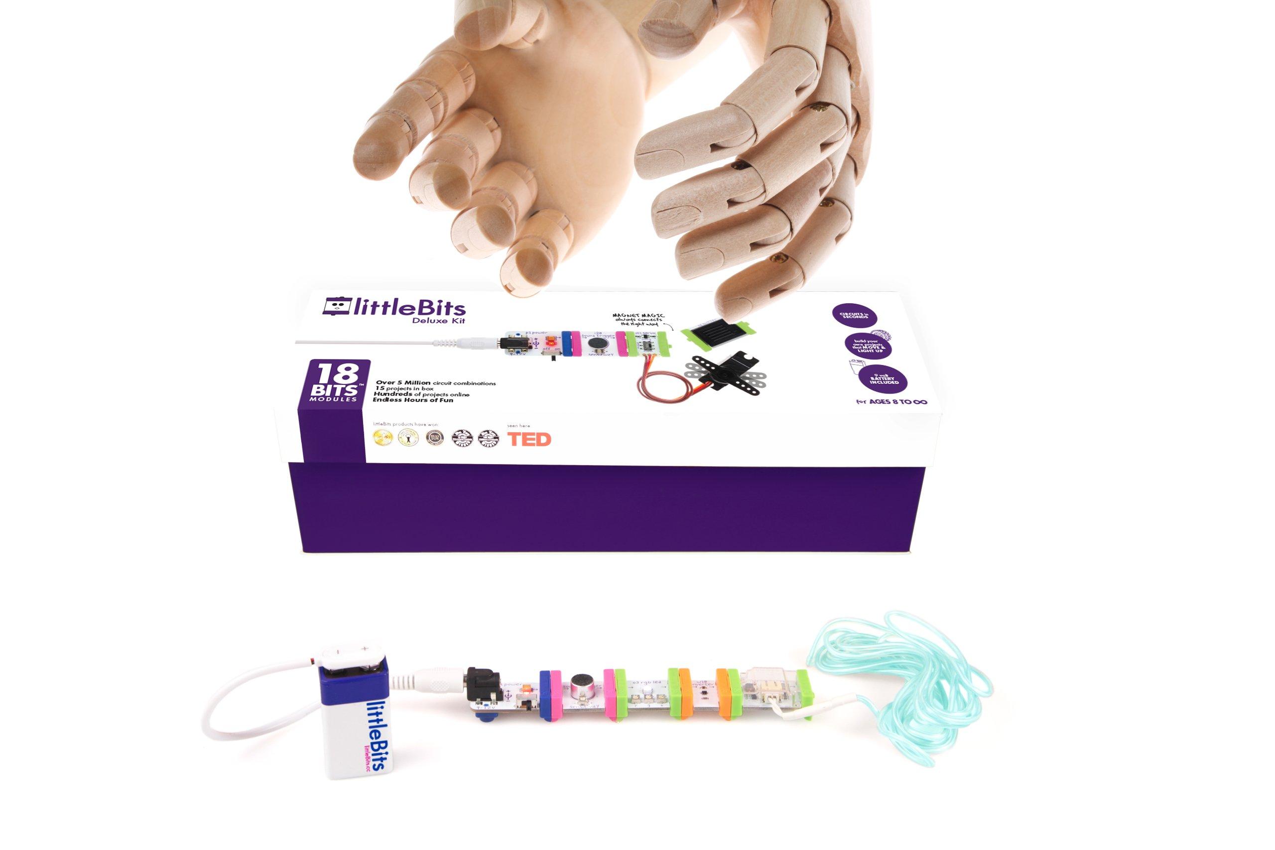 littleBits Electronics Deluxe Kit by littleBits Electronics (Image #6)