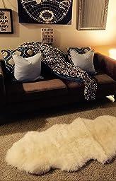 sheepskin rug care instructions