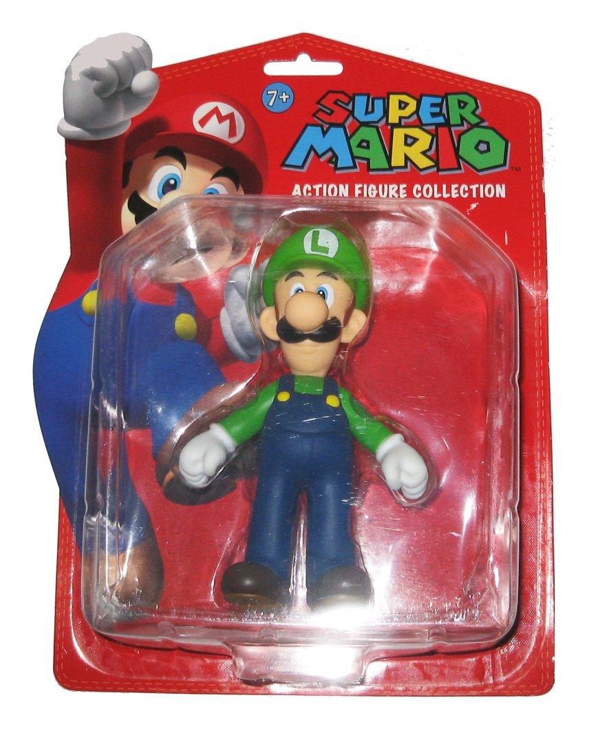 contador genuino [Super Mario Mario Mario Action Figure Collection] [Luigi] (japan import)  bienvenido a comprar