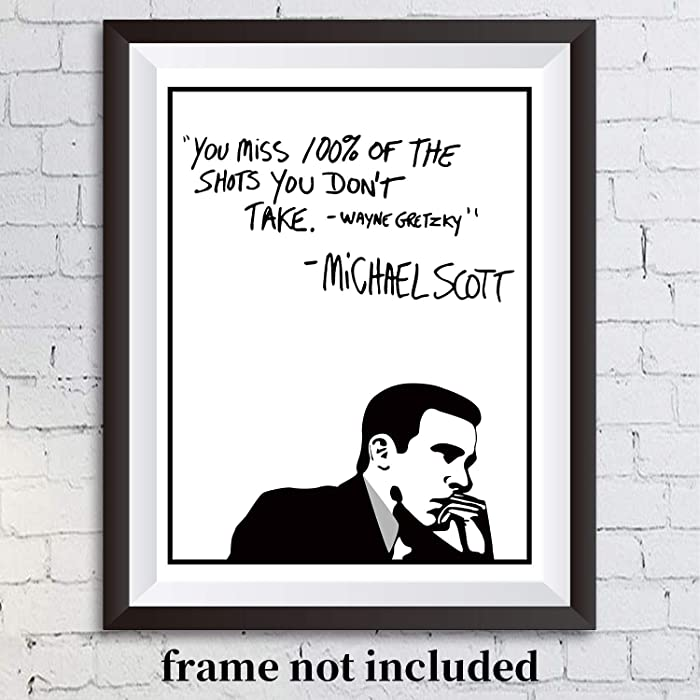 The Best The Office Tv Show Art Print