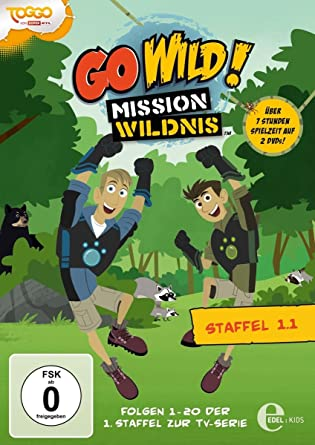 go wild mission wildnis download