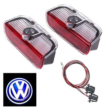 Proyector de LED para puerta de coche bestvert lámpara Cortesía ...