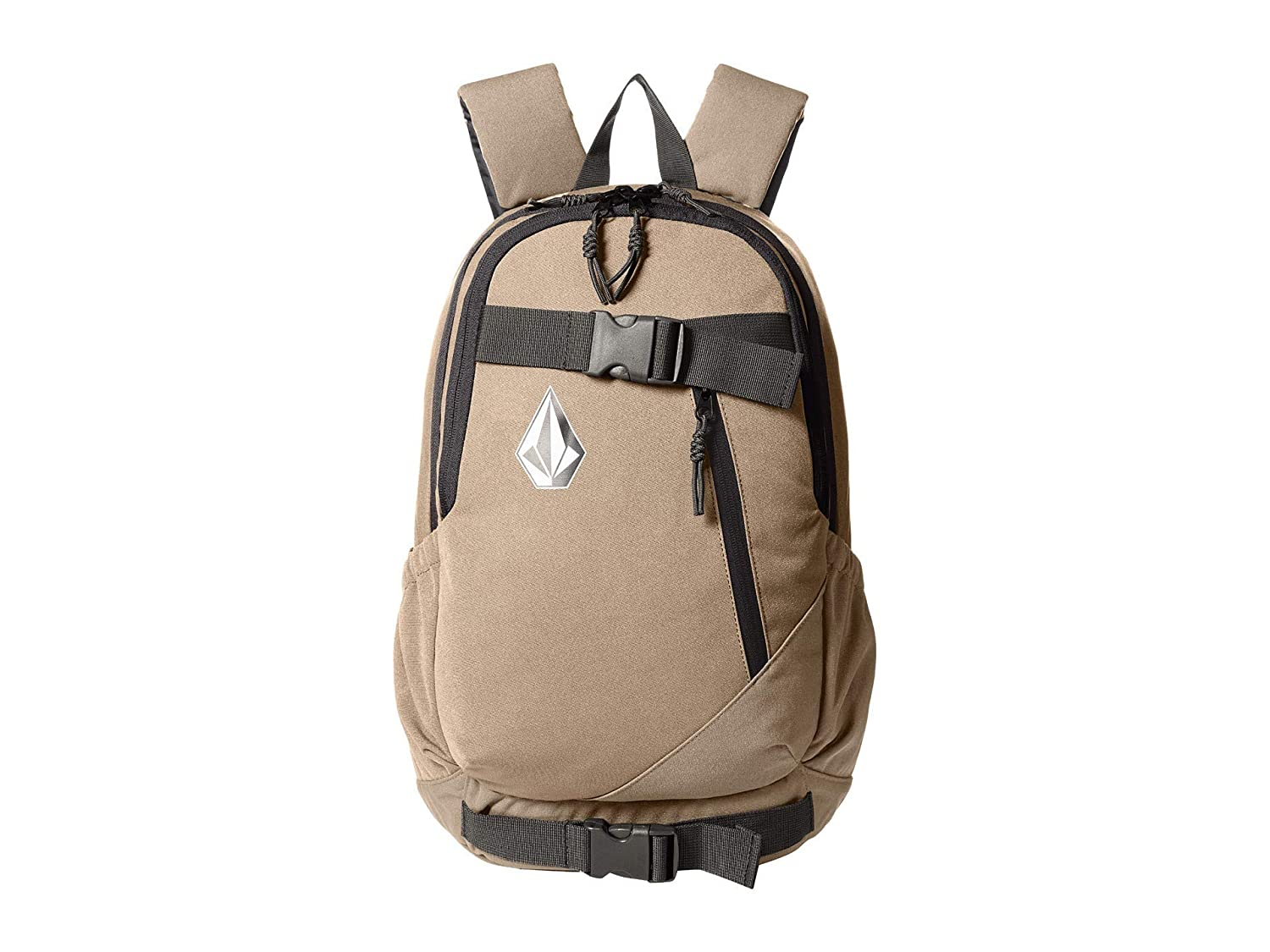 [VOLCOM(ボルコム)] リュックバックパック Substrate [並行輸入品] One Size Sand Brown B07P8TKM26
