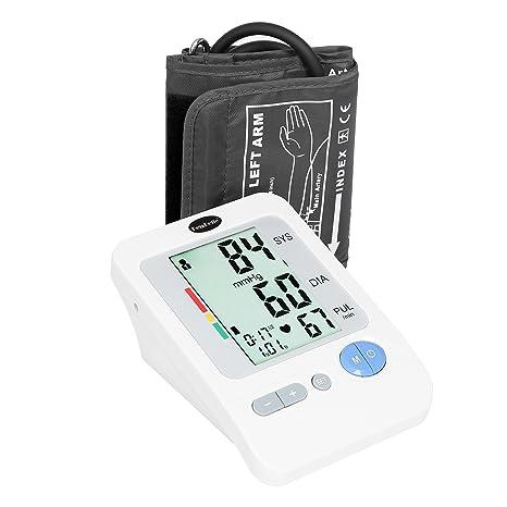 Ben Belle Digital Tensiómetro de brazo con Who y pantalla grande vollautomatische presión arterial y pulso