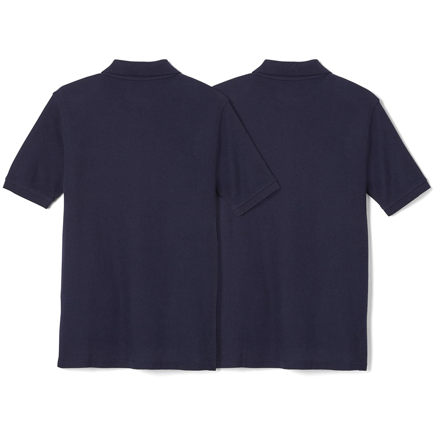 French Toast Boys 2-Pack Short Sleeve Pique Polo Shirt