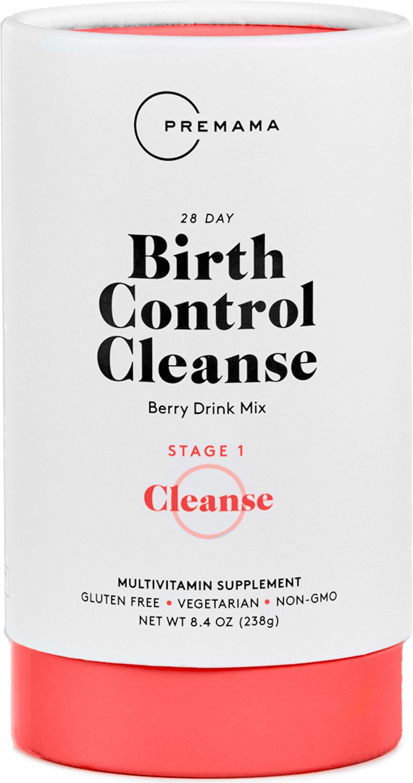 Amazon Com Premama 28 Day Birth Control Cleanse Fertility