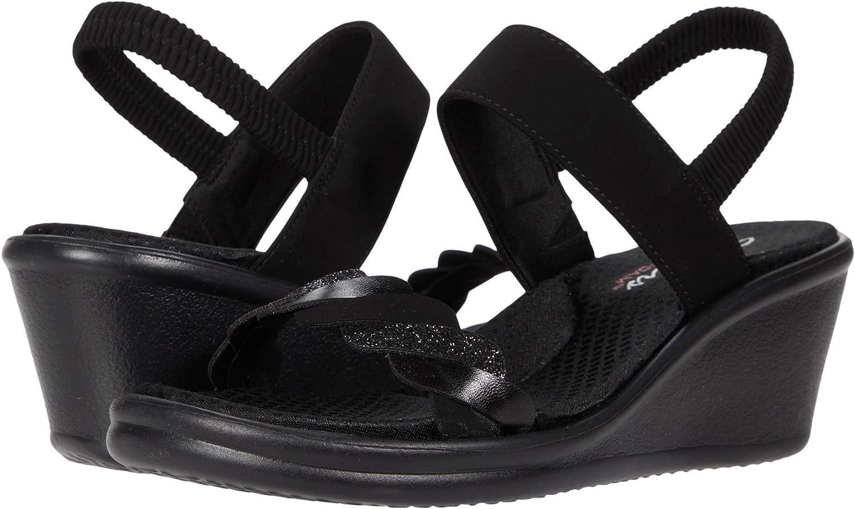 City Dash Wedge Sandal