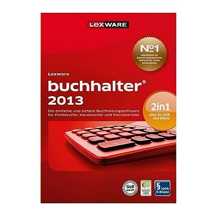 lexware buchhalter 2013