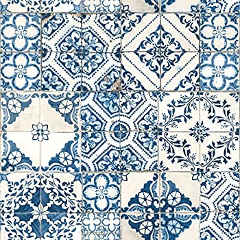 Nextwall Moroccan Style Peel And Stick Mosaic Tile