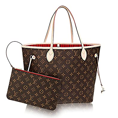 8584cfb4f20 Louis Vuitton Monogram Canvas Cherry Neverfull MM M41177
