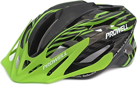 Prowell F59R Vipor F59R - Casco de Ciclismo (Bicicleta) , Color ...