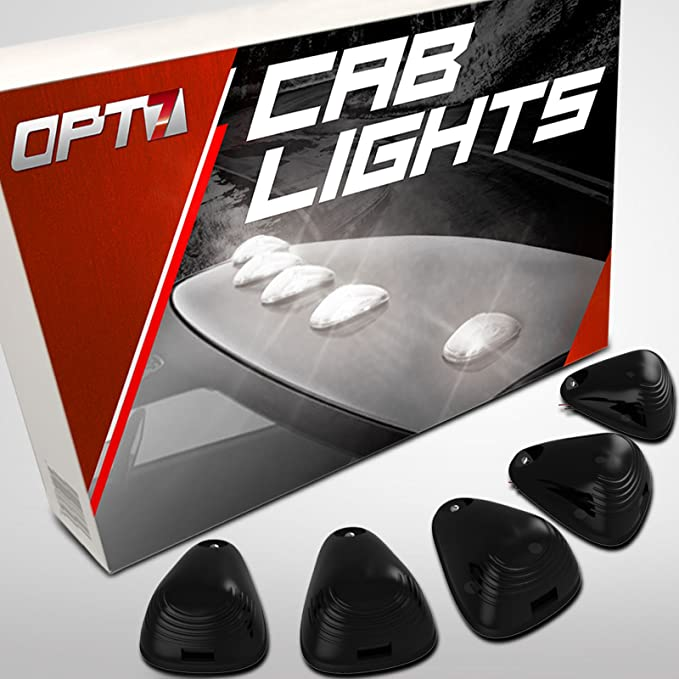 Amazon.com: opt7 cabina Luces, Blanco: Automotive