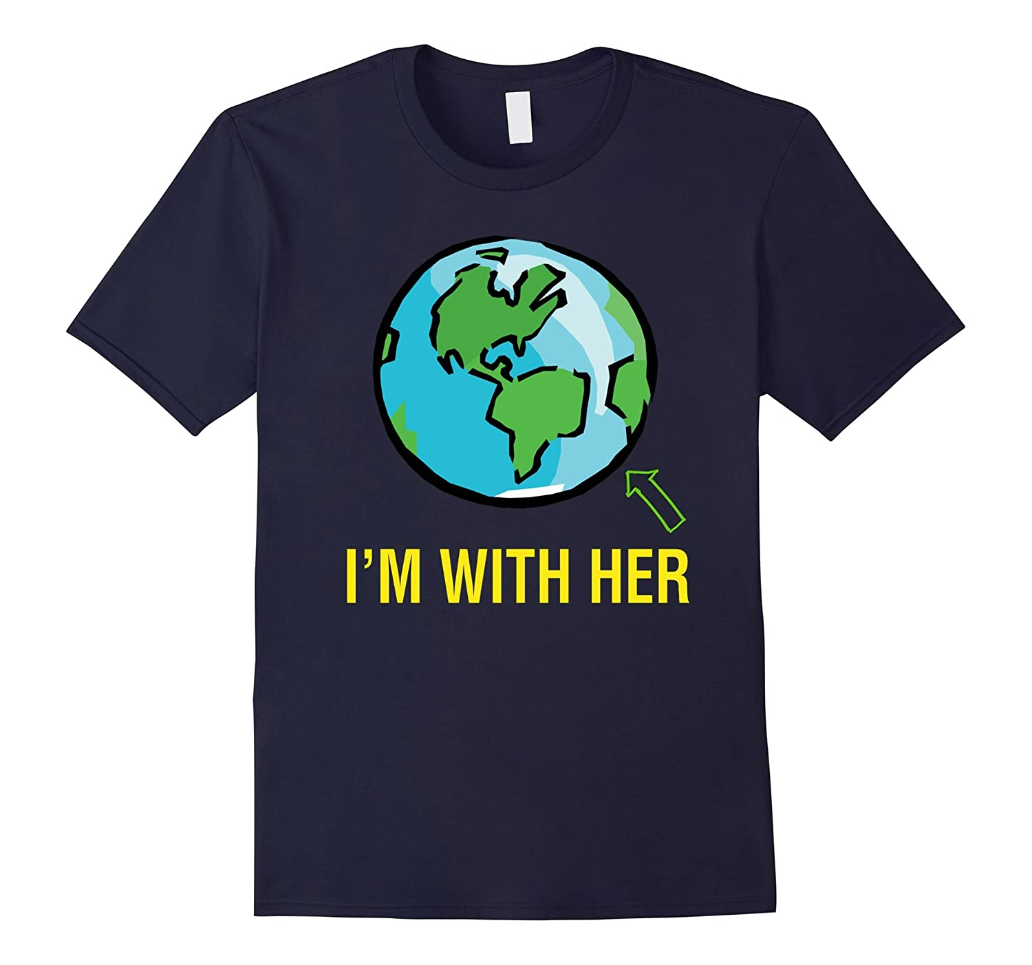 Science March Earth Day 2017 T-Shirt-TH