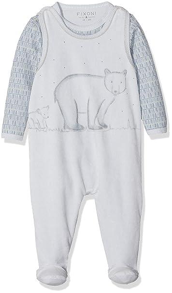 Fixoni Hush Suitset-oekotex, Pelele para Bebés: Amazon.es: Ropa y accesorios