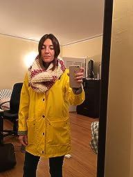 petit bateau cire veste imperm able femme gelb jaune 68 36 v tements et accessoires. Black Bedroom Furniture Sets. Home Design Ideas