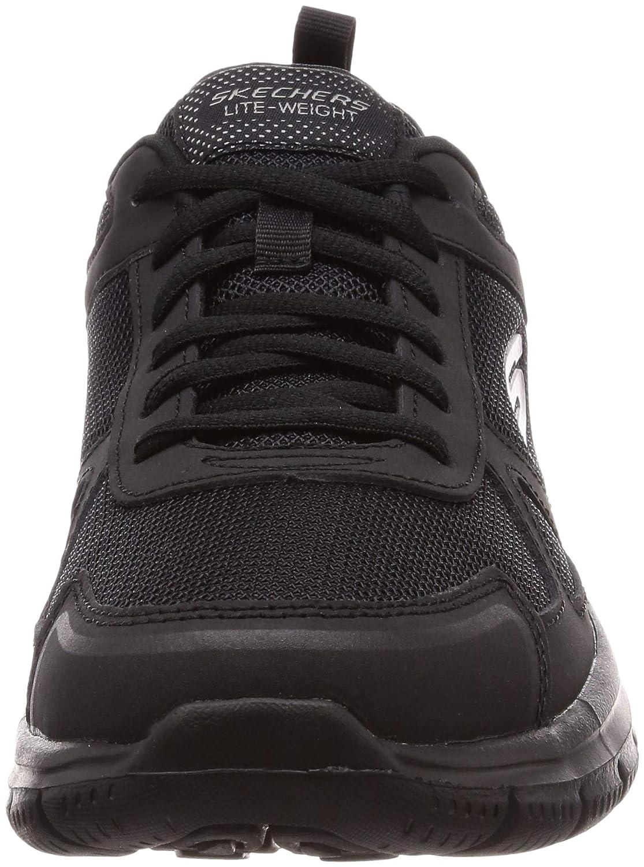 messieurs et mesdames mesdames mesdames sketchers 52631-bbk Noir  excellente valeur nouveau respirable chaussures 362a45