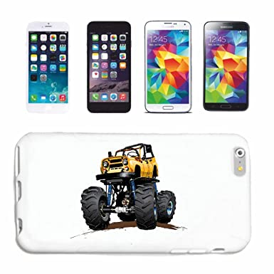 Phone Case Samsung Galaxy S5 Mini Off Road 4x4 Monster Truck 4 4