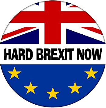 Великобританию ждет «жесткий» Brexit
