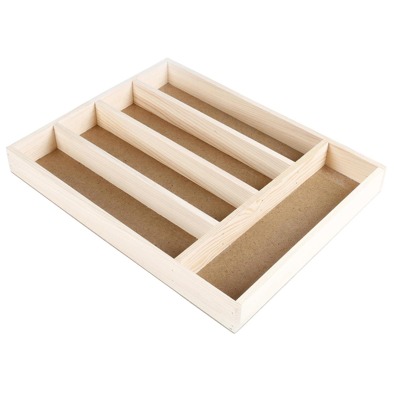 Faveco 507323–Portaposate, legno di betulla, 28x 4x 36cm, Marrone Faveco 507323-Portaposate Gers Equipement