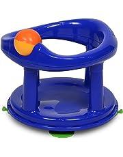 Safety 1st Swivel Bath Seat - Primary Blue