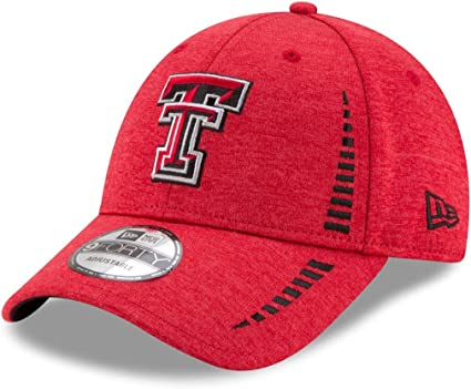 """Texas Tech Red Raiders New Era 9Forty /""""Shadow Speed/"""" Performance Adjustable Hat"""
