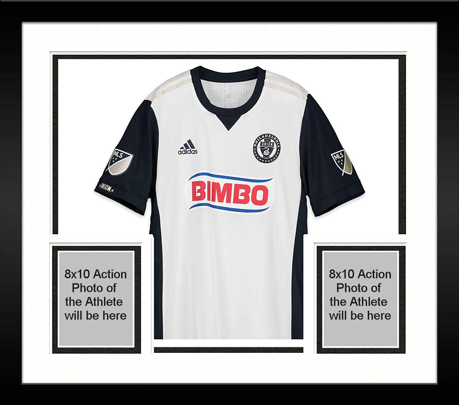 big sale 9678e 5a61d Framed Auston Trusty Philadelphia Union Autographed Match ...